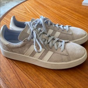 Adidas campus shoes size 8